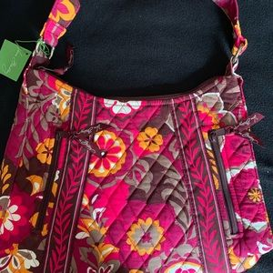 NWT Vera Bradley Lisa B CARNABY Shoulder Bag